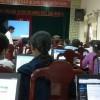 Buổi tập huấn tin học tại PGD