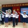 Ngày hội công nhận chuyên hiệu rèn luyện đội viên trường Tiểu học Nguyễn Nho Túy