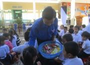Vui Tết trung thu năm 2016 tại Trường Tiểu học Nguyễn Nho Túy